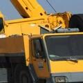 Renting out equipment (w/ operator): LIEBHERR LTM1120