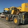 Renting out equipment (w/ operator): GROVE RT600E