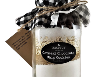 Selling with online payment: Oatmeal Chocolate Chip Cookie Mix