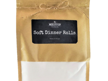 Selling with online payment: Soft Dinner Roll Mix