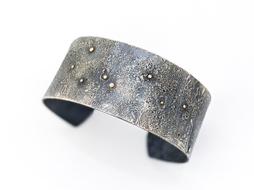 Selling: Reticulated Estrella Cuff Bracelet