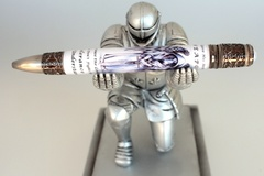 Selling with online payment: Spiritual Gothic Twist Pen - Archangel - Why God Gave Them Weapon