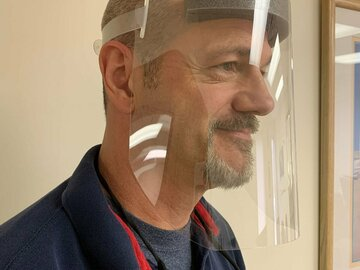Sell your product: Quality Face Shields
