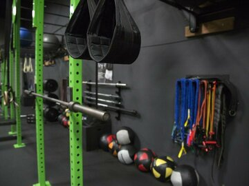 Available To Book & Pay (Hourly): Gym Rental for Filming & Photo Shoots
