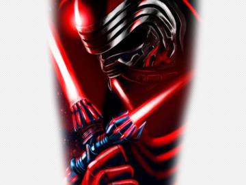 Tattoo design: Star Wars