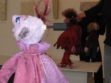 Workshop Angebot (Termine): Weiterbildung für Puppenspiel