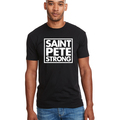 Selling with online payment: St Pete Strong T-Shirt