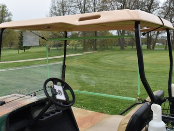 Sell your product: Golf Cart Partitions