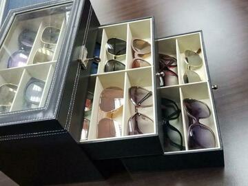Selling without online payment: Sunglasses Organizer