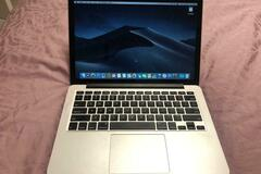 Selling without online payment: MacBook Pro 13""