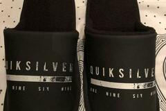 Selling without online payment: Quiksilver Slippers