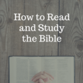 Coaching Session: How to Read and Study the Bible