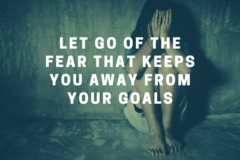 Coaching Session: Achieve Your Goals by Overcoming Your Fears