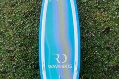 Monthly Rate: RD Waveski - Shaped by 11x World Champion Rees Duncan!!