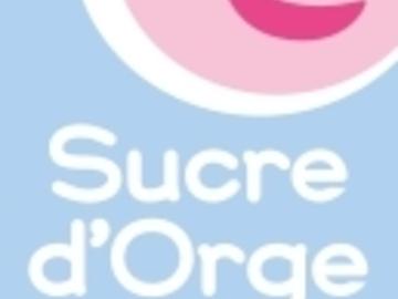 Vente: e-carte cadeau Sucre d'Orge (15€)