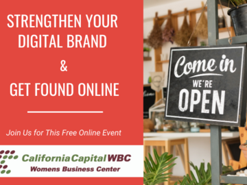 Announcement: Online Showcase for Women Business Owners