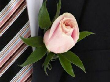 Online Payment - Group Session - Pay per Session: Make your own Wedding Flower Bouquet & Boutonniere: Save $$$