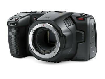 Renting out with online payment: Blackmagic Pocket Cinema Camera 6K (EF)