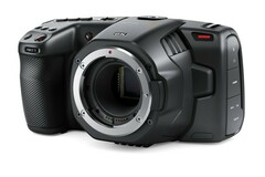 Renting out with online payment: Blackmagic Pocket Cinema Camera 6K (EF)