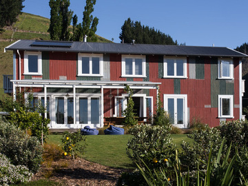 Book on LiveLocal or Other Platforms: The Pear Orchard Lodge (up to 16 guests)