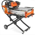 Renting out equipment (w/o operator): Husqvarna TS 90 - No Stand