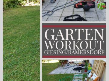 Vermiete Gym pro H: Garten Workout Giesing/Ramersdorf