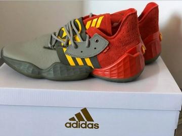 "Buy Now: adidas Men's Harden Vol. 4 ""Spitfire"" Basketball Shoes"