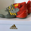 "Buy Now: HOT ITEM! Adidas Men's Harden Vol. 4 ""Spitfire"" Basketball Shoes"