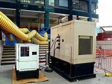 Servicios: Técnico de Generadores