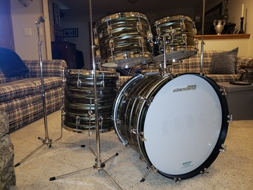 Selling with online payment: Ludwig Standard S-330 Avacado Strata