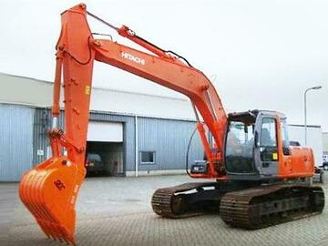 Renting out equipment (w/ operator): Cargo transportation