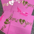Buy Now: HALLMARK VALENTINE'S DAY GIFT BAGS IN SIZE MEDIUM AND SMALL