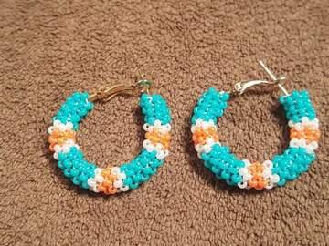 Selling: Hoop earrings