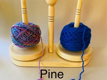 Selling with online payment: Double yarn Holder