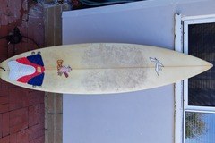 "Weekly Rate: 6'2"" Short board - rental donated to The Good Chat Foundation"
