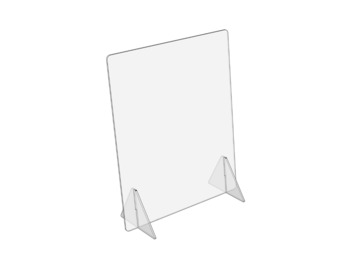 "Products for Sale: Small Sneeze Guard | Vertical 23.5"" H x 17.5"" W"