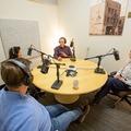 Rent Podcast Studio: TRACTIONSPACE PODCAST STUDIO