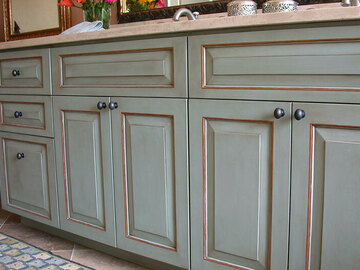 Offering without online payment: Best Kitchen & Bathroom Cabinet Painters Orange County