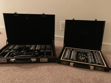 Selling with online payment: Pioneer Slimline Trial Lens Set + Compact case