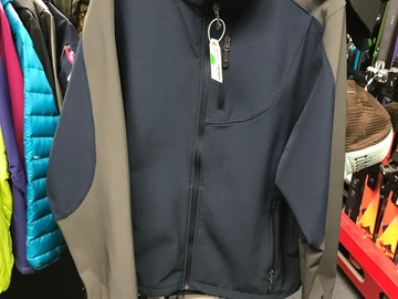 Selling with online payment: Black Diamond Softshell Jacket