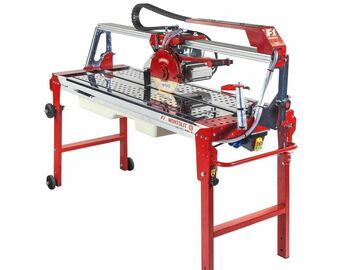 "Renting out equipment (w/o operator): Montolit F1 Brooklyn Tile Saws (40"" - 71-1/2"")"