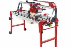 """Renting out equipment (w/o operator): Montolit F1 Brooklyn Tile Saws (40"""" - 71-1/2"""")"""