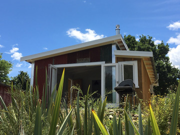 Book on LiveLocal or Other Platforms: The Pear Orchard Cottage (up to 2 guests)