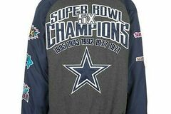 Buy Now: Dallas Cowboys Jackets (3 Jacket Blowout Sale)