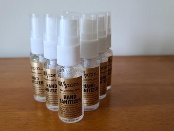 Sell your product: Avcom's Hand Sanitizer 20ml spray bottles