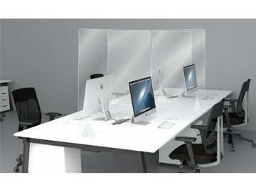 Sell your product: Acrylic Base Cubicle Sneeze Guard
