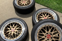 """Selling: 18"""" Bbs lm 5x114"""