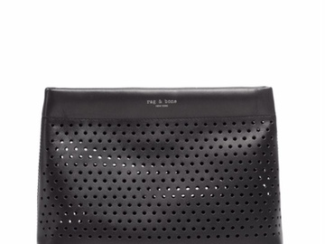 For Sale: RAG & BONE:  Black Clutch