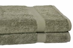 Buy Now: Homestead Textiles Pima Cotton 30″ X 56″ Bath Towel Sage