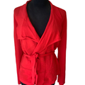For Sale: SCANLAN THEODORE: Crepe Knit Cardigan
